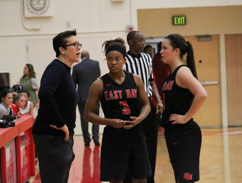 Women's basketball three-game winning streak snapped