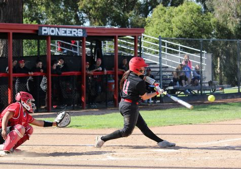 Softball struggles over the weekend