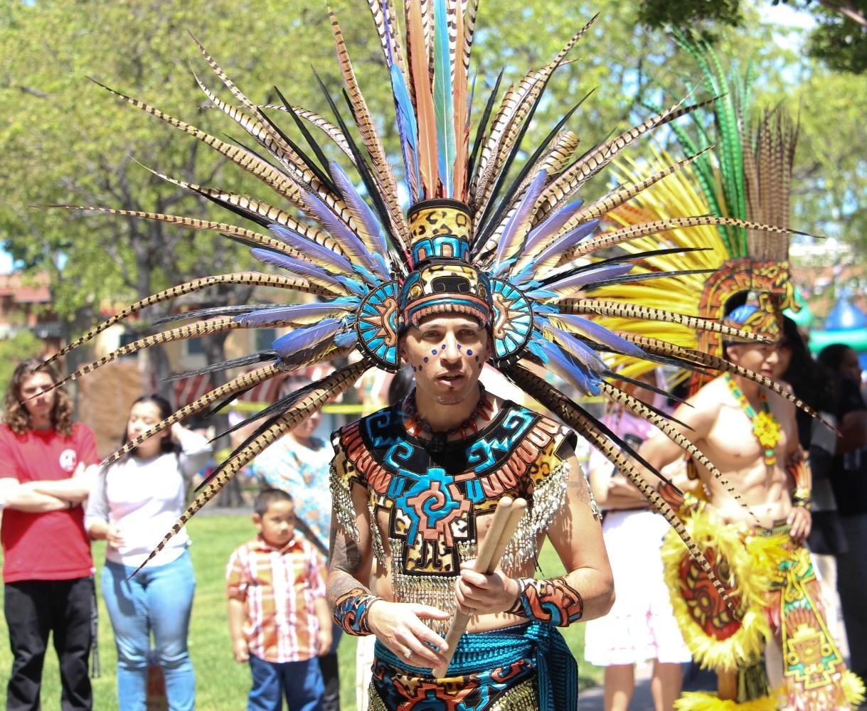 Downtown Hayward hosts Cinco De Mayo festivities
