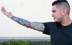 """""""I run a $33 million stockroom and having tattoos has never affected the skills that I have,"""" says Tomas Ledesma."""
