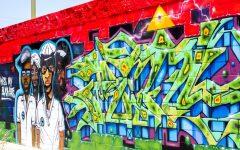 Oakland and graffiti art go hand in hand