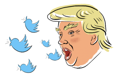 Donald Trump should unfollow Twitter