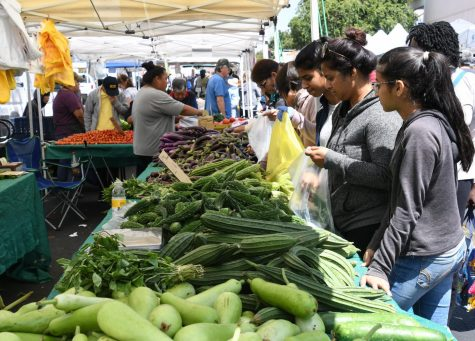 Farmers market maintains steady home in downtown Hayward