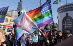 Protests erupt in SF over proposed transgender military ban