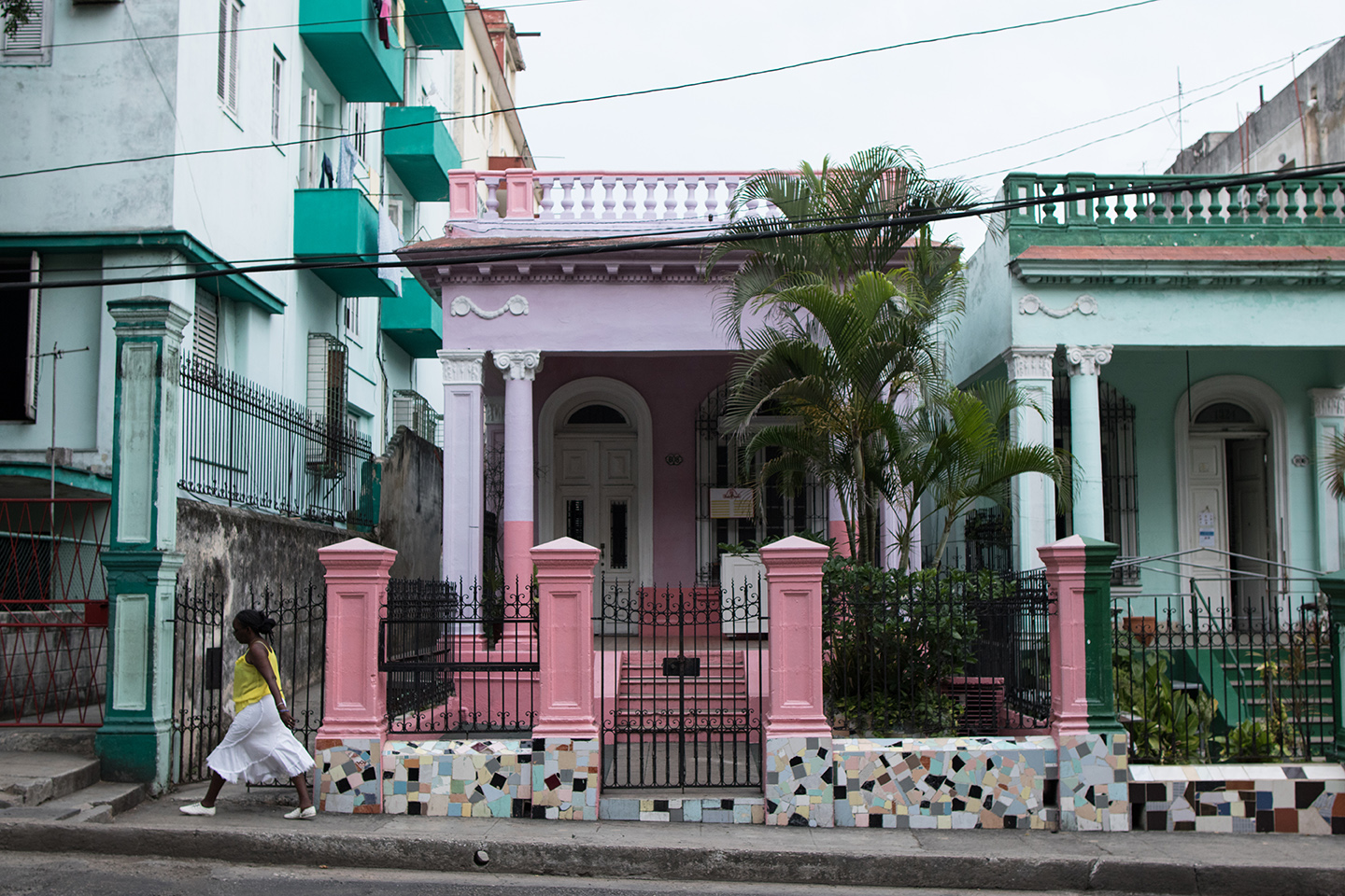 Havana's unique architecture and efforts to preserve it