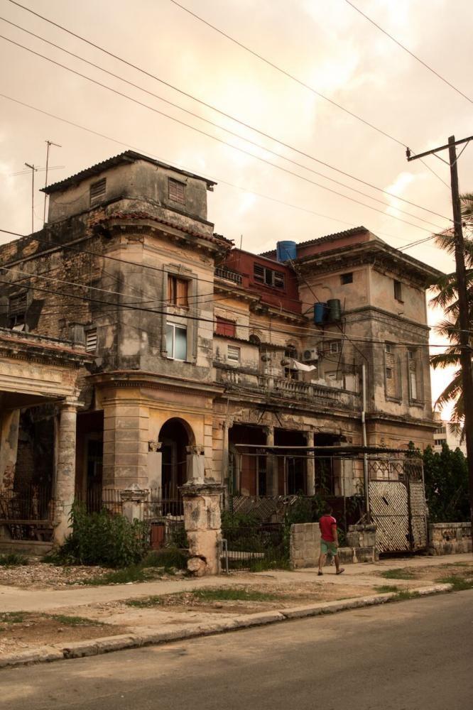 Cuba's unique architecture
