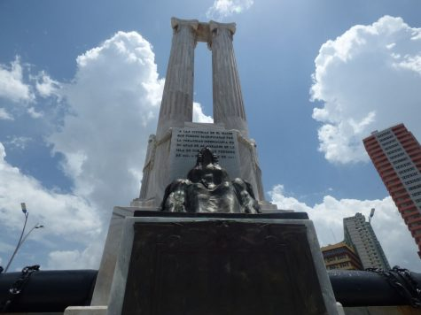 Patriotism, rebellion, relics in Cuba