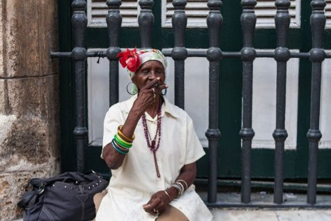 Tracing family history in Cuba