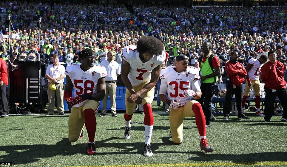 National Anthem protests lose focus