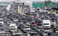 Traffic consistently bad in Bay Area