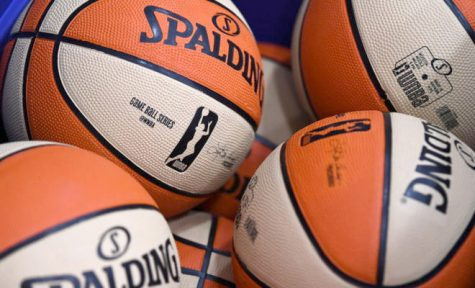 WNBA Finals take center stage