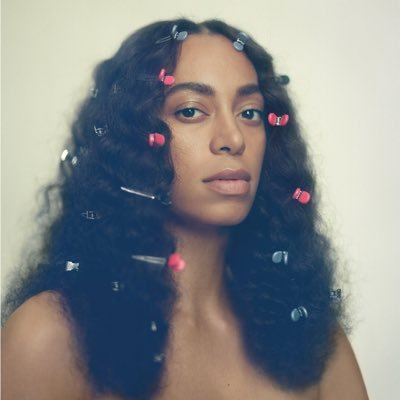 Solange at the Greek