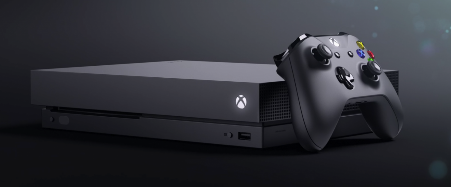 Xbox One X the