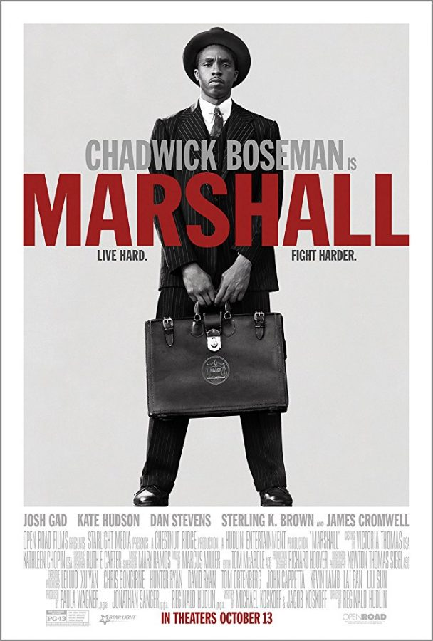 Movie review: Marshall