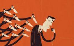 Was 2017 a year of whistleblowers versus patriotism?