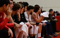 Cal State Eastbay Men's Basketball team during game against Stanislaus State Warriors held on 6 th January 2018 at Pioneer Gymnasium at Hayward.