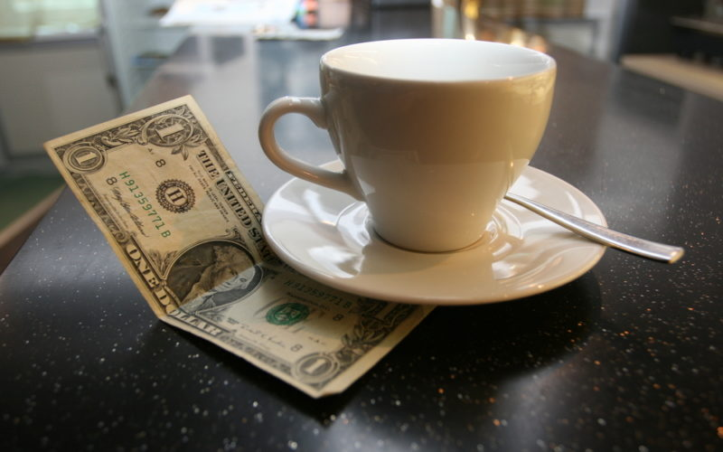 Service workers rely on gratuities to survive in the Bay Area