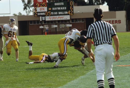 We dont need football at Cal State East Bay