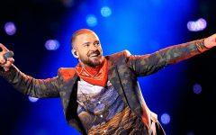 Justin Timberlake makes his return
