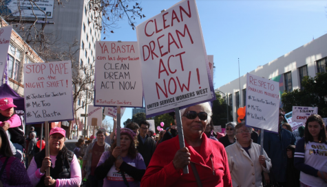DREAM Act Protestors March in San Francisco