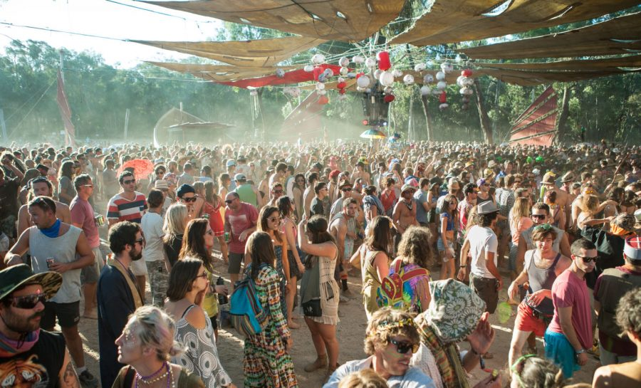 Cannabis users smoked proudly this weekend at One Love Cali Reggae Festival