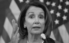 Nancy Pelosi's speech broke a record but the future is still unclear