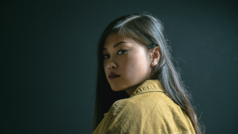 Ruby Ibarra, a female rapper from the Bay Area