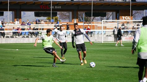 SJ Earthquakes host open scrimmage featuring new signings
