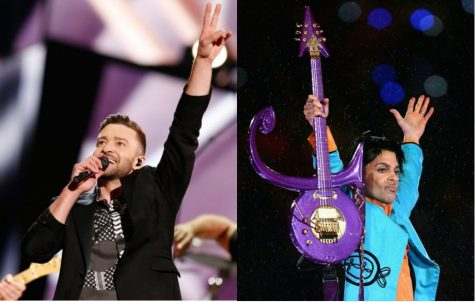 Justin Timberlake pays tribute to the late Prince
