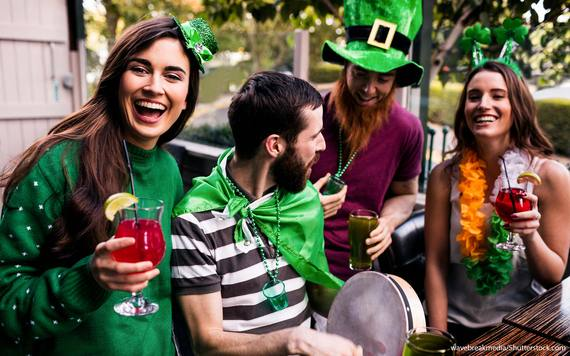 Is celebrating St. Patrick's Day considered appropriation or appreciation?