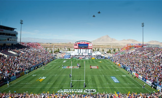 Eagles win big in USA Sevens, Las Vegas