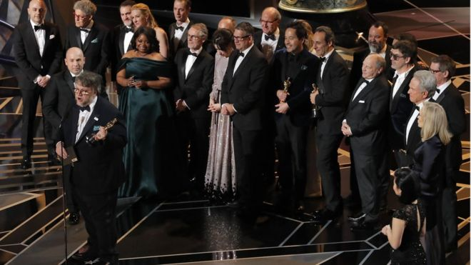 There's still some magic left to the Academy Awards