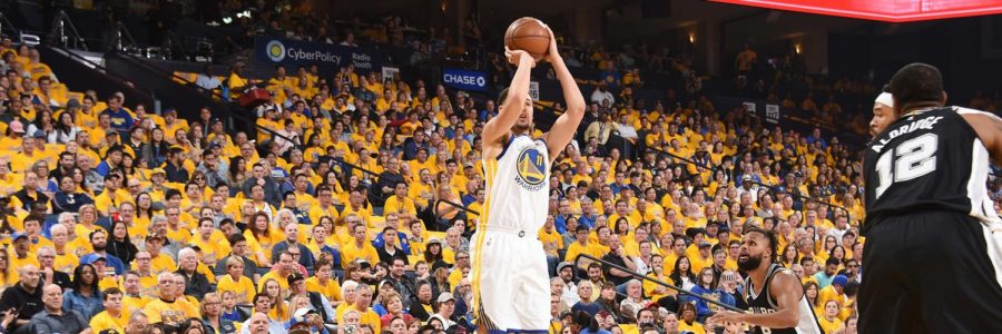 Golden State Warriors begin playoff journey against the San Antonio Spurs