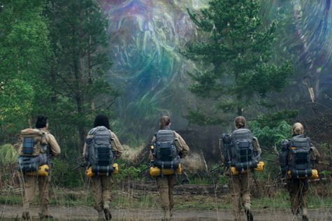 The shimmery world of 'Annihilation'