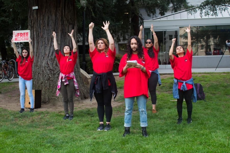 Potential CSU tuition increase ignites protest