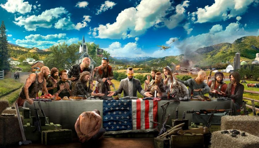Far Cry 5 explores dangers of extremism