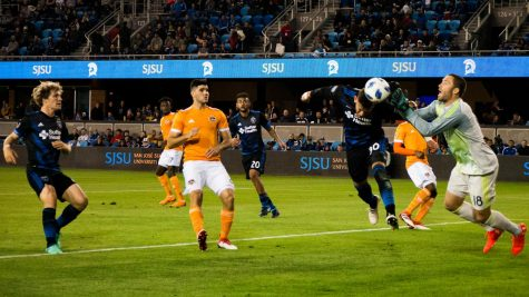 Earthquakes tie Houston Dynamo on home turf