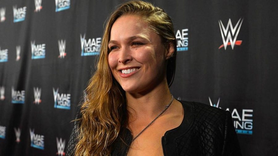 Ronda+Rousey+jumps+from+UFC+to+WWE