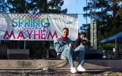 Rapper YG censored at Spring Mayhem