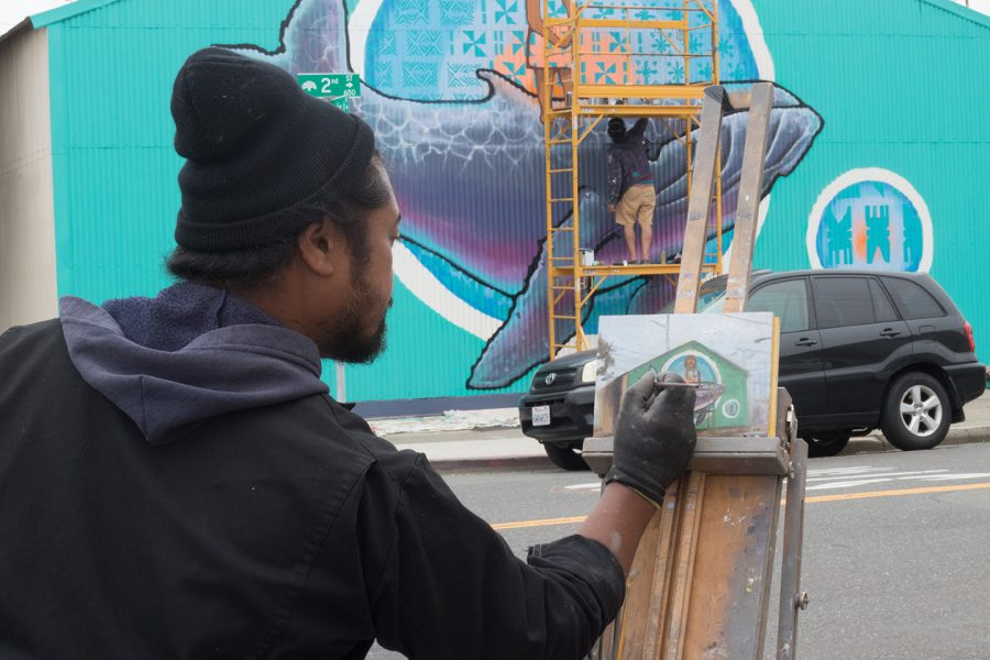 Bay+Area+Mural+Festival+takes+over+Oakland