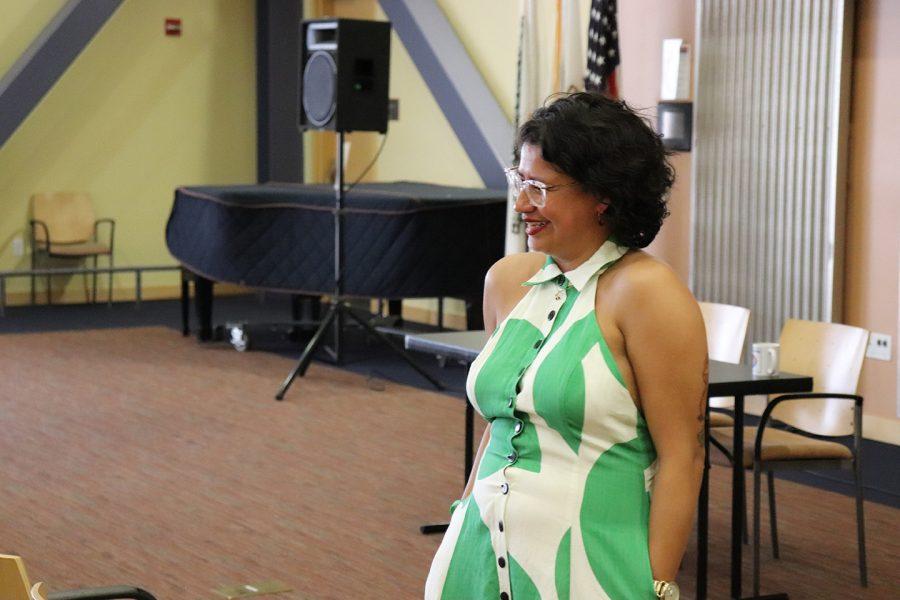 Journalist Yessenia Funes opens CSUEB's Earth Week