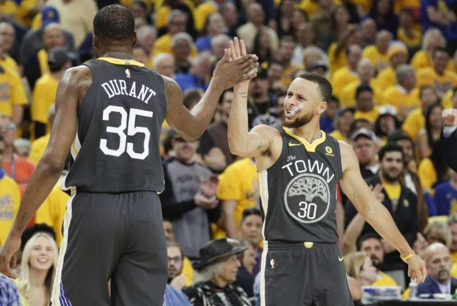Warriors face Pelicans in second round of playoffs