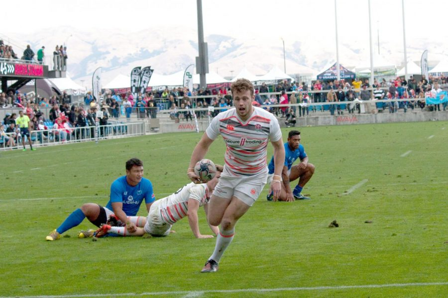 Rugby World Cup comes to San Francisco
