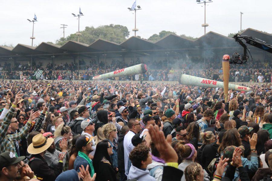 California Roots tiene una fiesta de tres días durante el fin de semana de Memorial Day