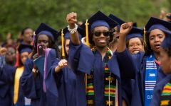 First generation college graduate beats statistics