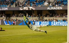 San Jose finally snaps losing streak