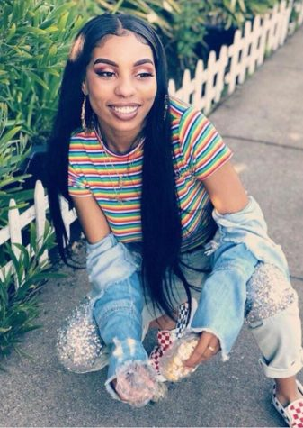 Nia Wilson was stabbed to death at the MacArthur BART station late Sunday, July 22, 2018.   (Family photo)