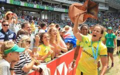 New Zealand makes history at Rugby 7s World Cup