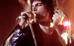 """Queen memorialized in """"Bohemian Rhapsody"""""""