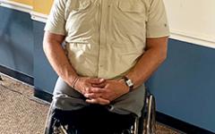 Speaker challenges disability privilege